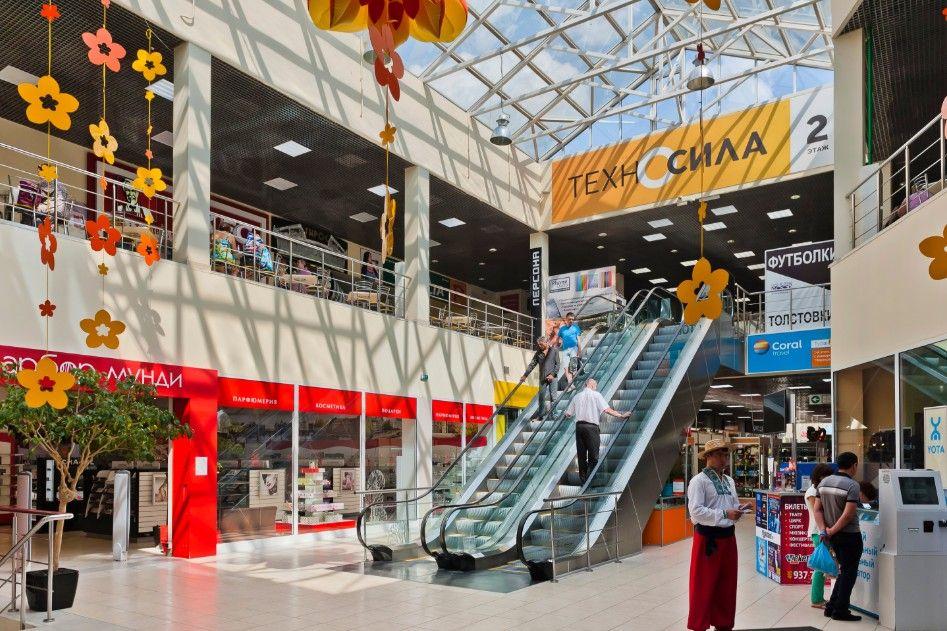 продажа помещений в ТЦ Солнечный