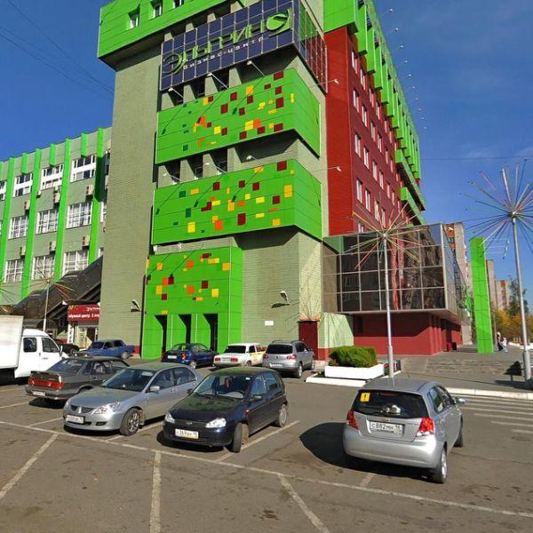 Торгово-офисный комплекс Эльгрин
