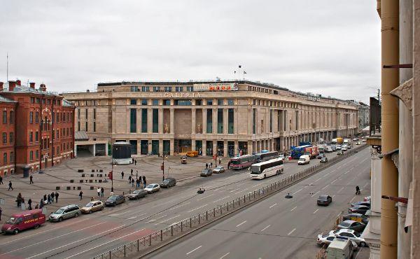 Торгово-развлекательный центр Галерея (Galeria)