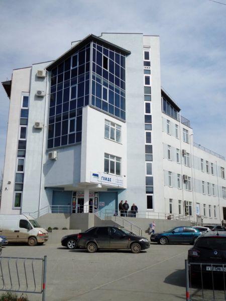 Офисное здание на ул. Зои Жильцовой, 15