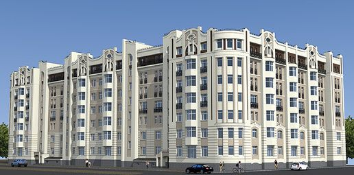 1-я Фотография ЖК «ул. Ленинградская 2»