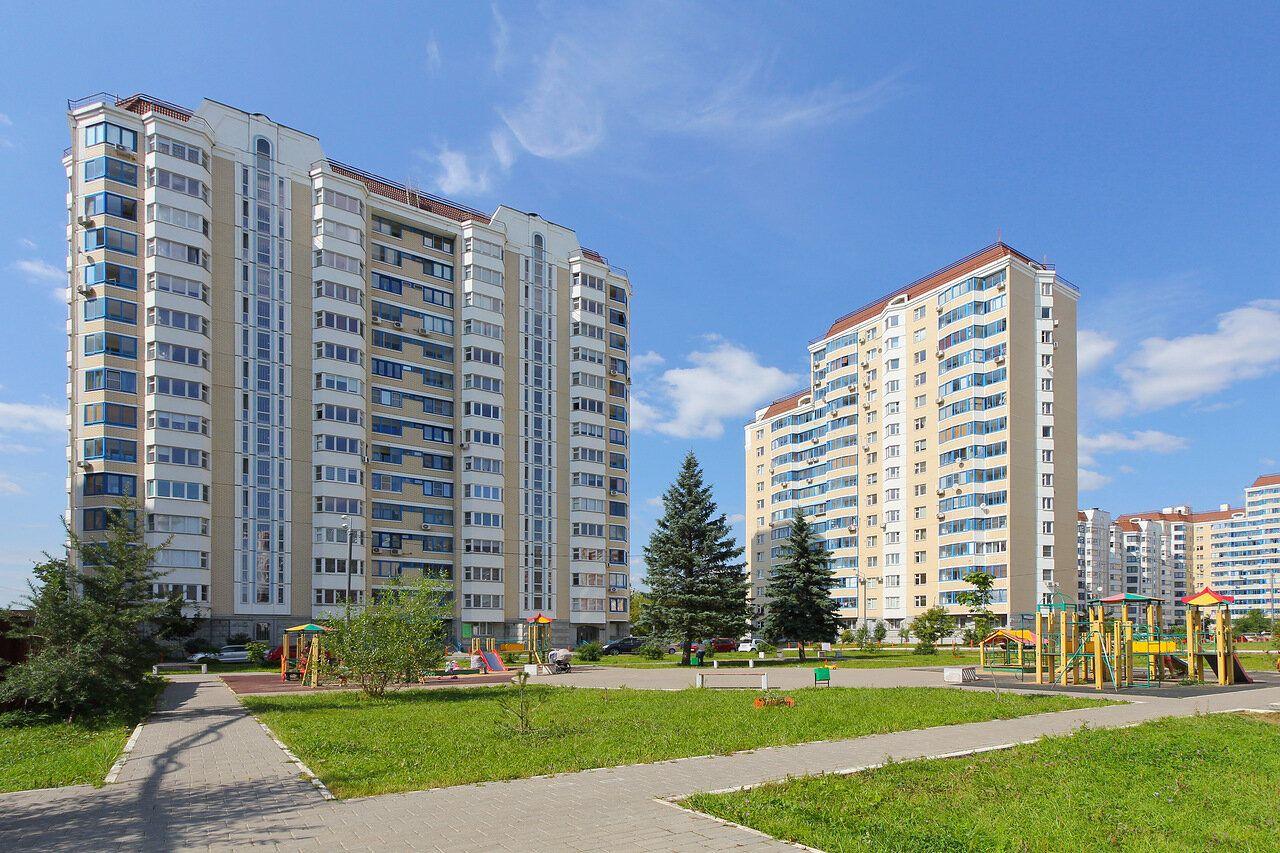 жилой комплекс Микрорайон Немчиновка