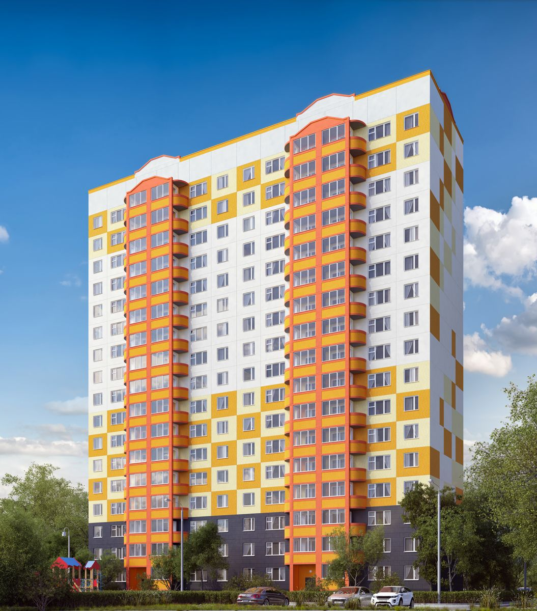 купить квартиру в ЖК Приокский