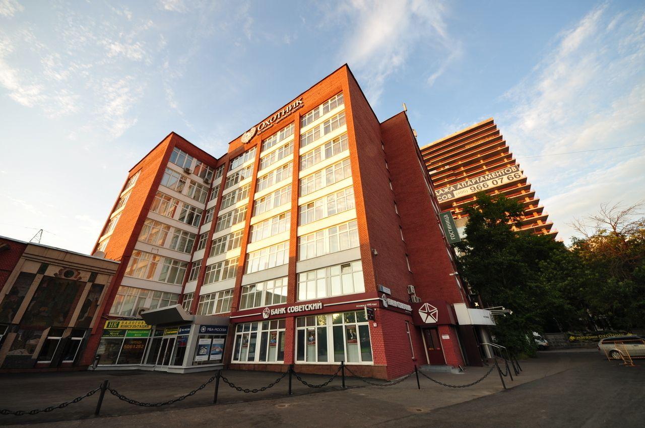 Коммерческая недвижимость в центре москвы снять под гостиницу помещение для персонала Степана Супруна улица
