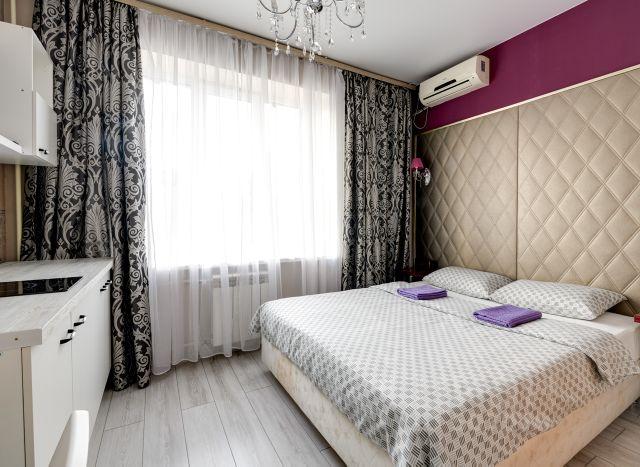 апартаменты на сутки москва