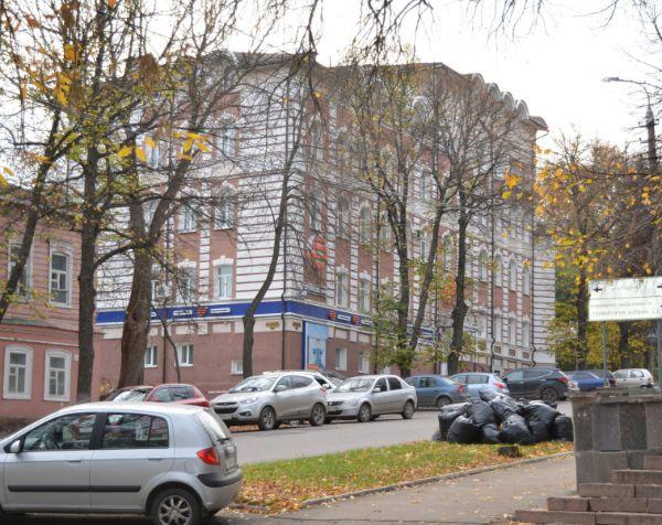 Административное здание на ул. Карла Маркса, 5А