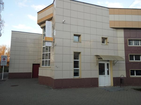 Отдельно стоящее здание на ул. Правды, 33