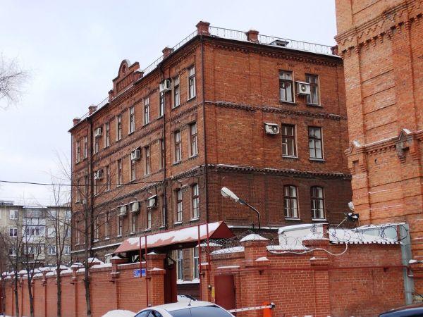 Отдельно стоящее здание на ул. Могильникова, 95