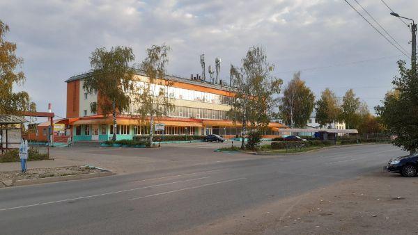 Многофункциональный комплекс на ул. Кольцова, 3