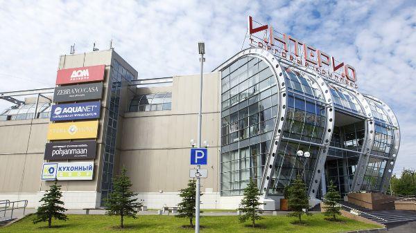 Торгово-офисный комплекс Интерио
