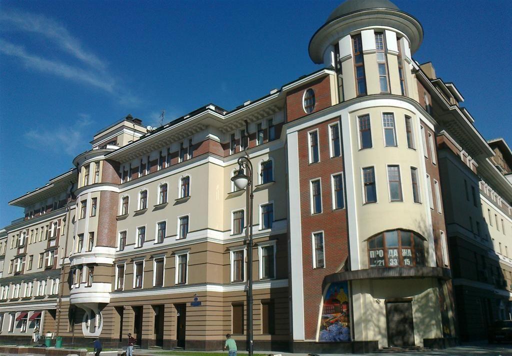 купить квартиру в ЖК Лаврушинский 11