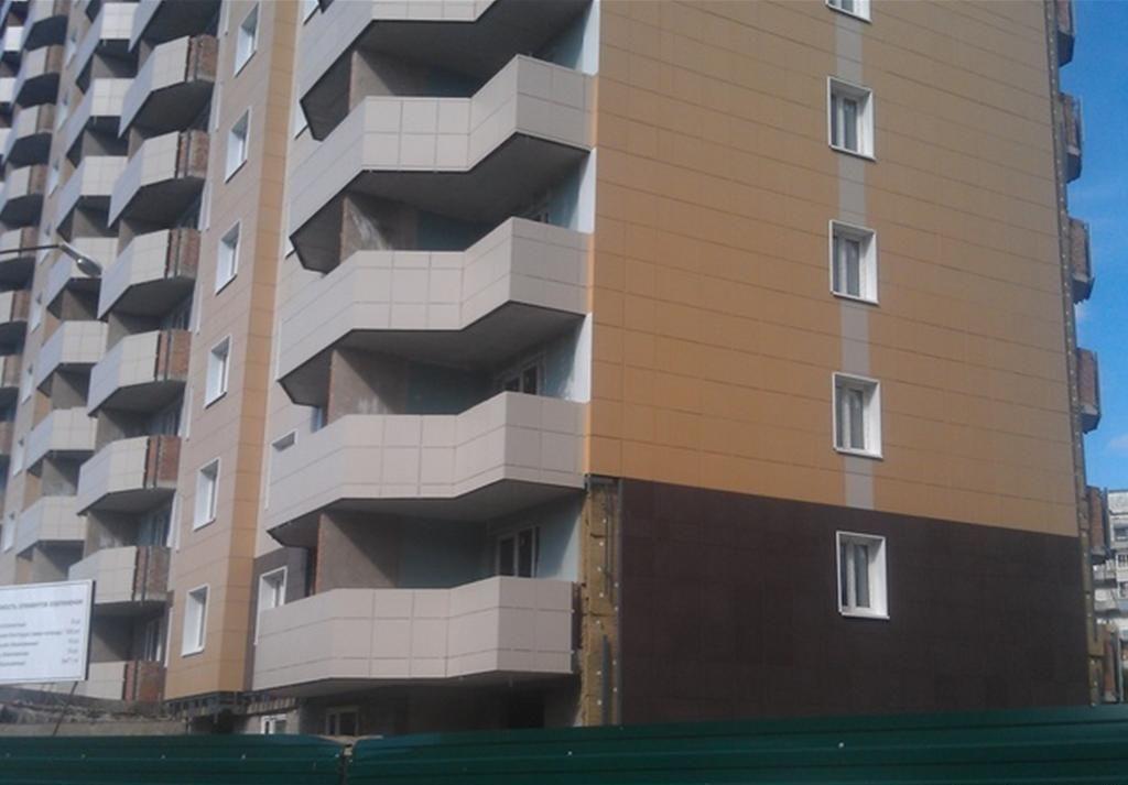 жилой комплекс Щербинка, ул. Садовая