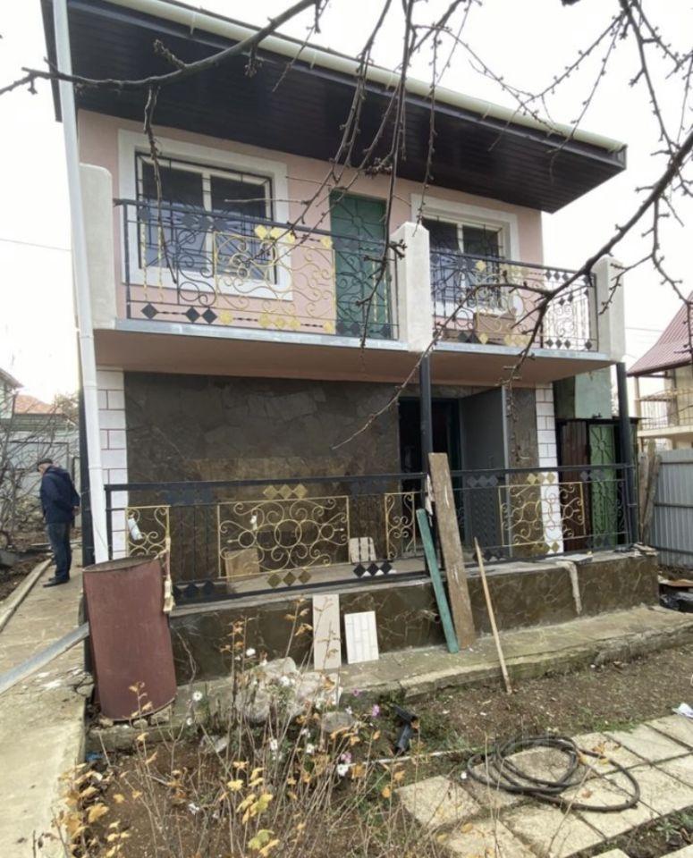 Продажа дома 75м² Севастополь, р-н Балаклавский, Балаклавец садовое товарищество, 136 - база ЦИАН, объявление 248189755