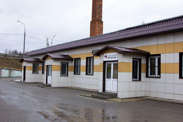 Административное здание на ул. Ново-Солдатская, 25