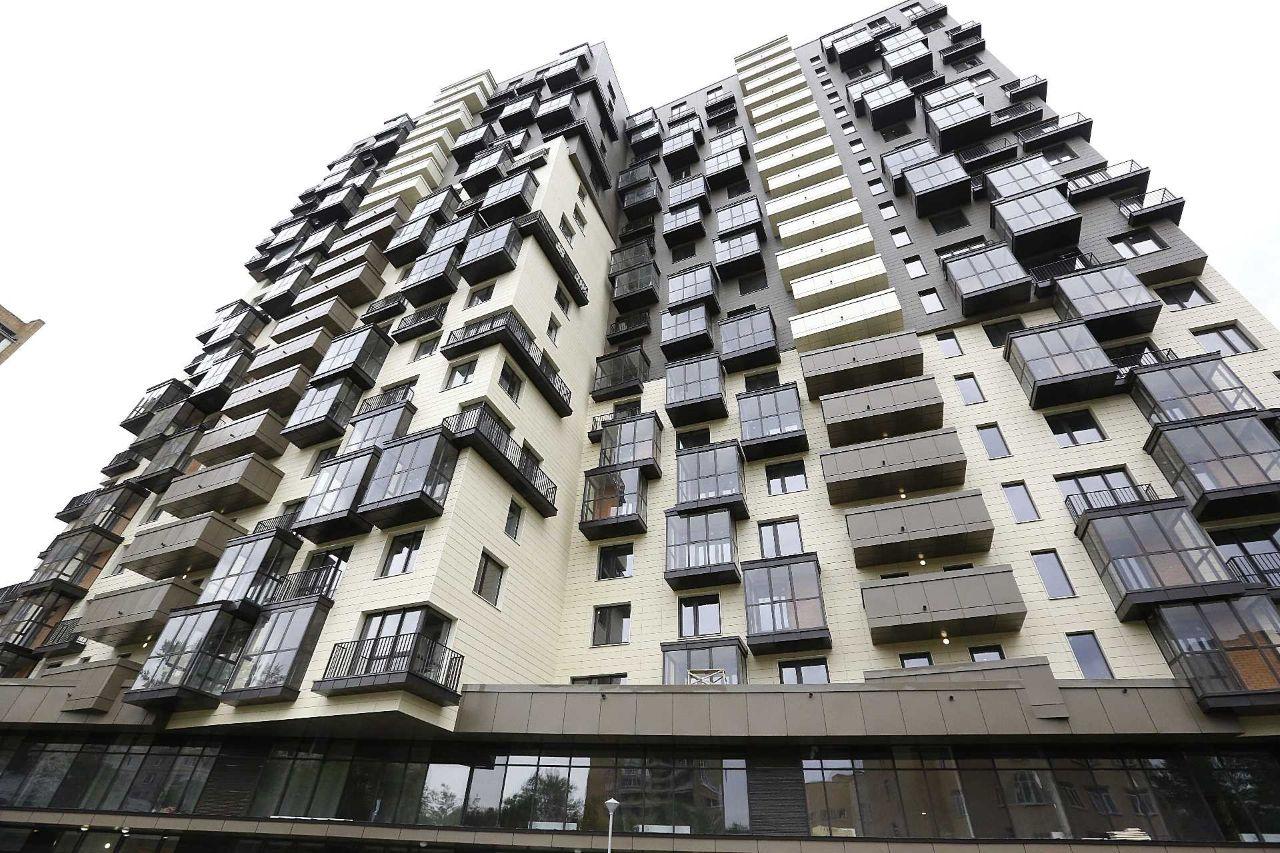 купить квартиру в ЖК Геометрия (Душинская 16)