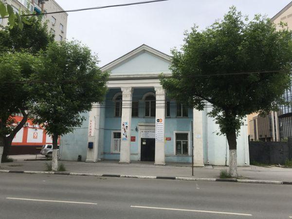 Отдельно стоящее здание на ул. Горького, 30