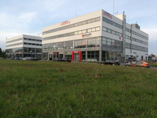 Торгово-офисный комплекс на проспекте Юрия Гагарина, 32к6Б