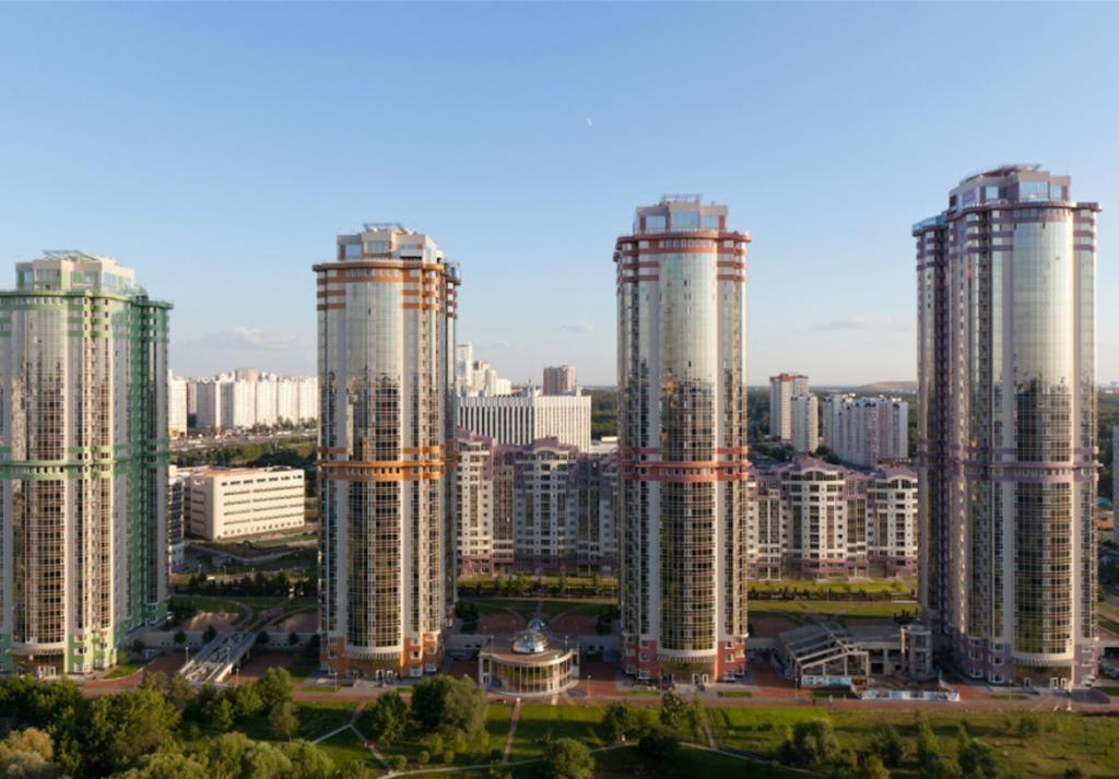 жилой комплекс Миракс Парк