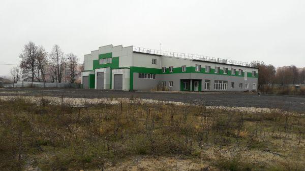 Производственно-складской комплекс на ул. Загородная, 20с1
