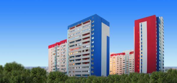 1-я Фотография ЖК «Квартал новый»