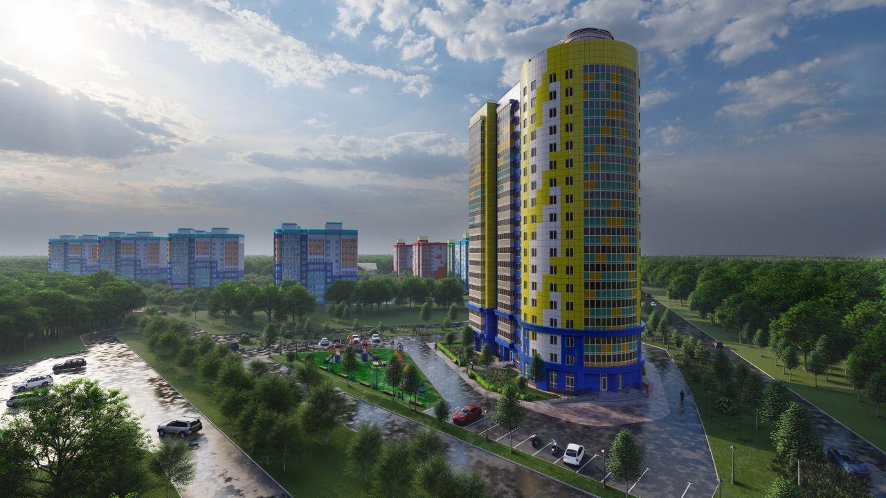жилой комплекс 5 микрорайон