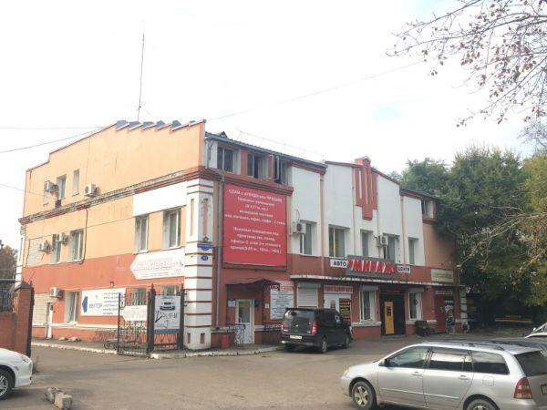 Многофункциональный комплекс на ул. Забурхановская, 102