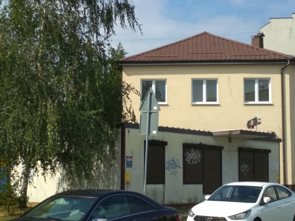 Торговый центр на ул. Ульяны Громовой, 111А