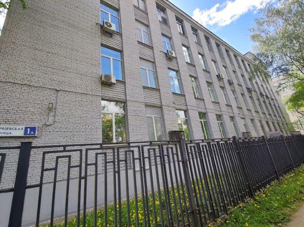 Офисное здание на ул. Тимирязевская, 1А