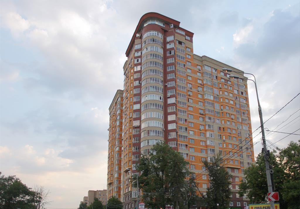 жилой комплекс Павшинский