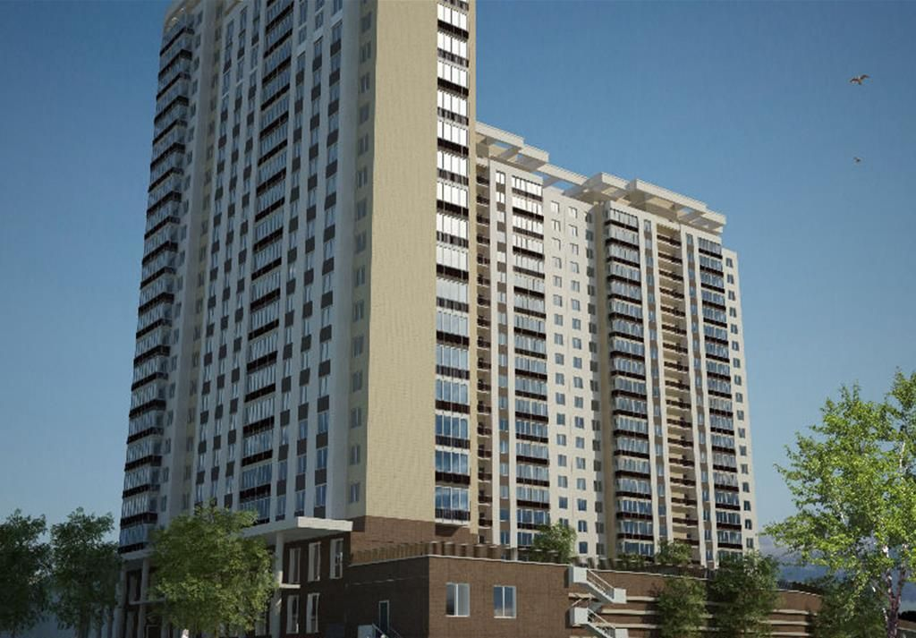 жилой комплекс Тургенева 13