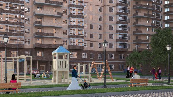 3-я Фотография ЖК «Московский (Красная Горка)»