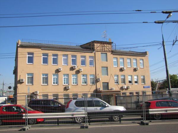 Бизнес-центр на Лужнецкой набережной, 10Б