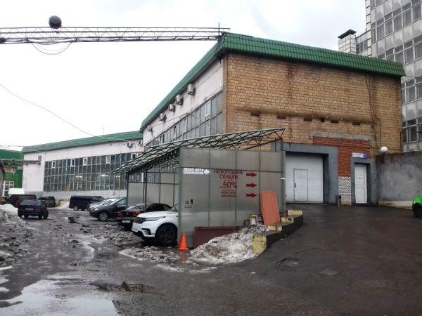 Офисное здание на ул. Автозаводская, 16к2с13