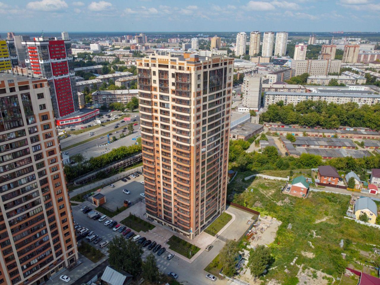 купить квартиру в ЖК Калининский - 2