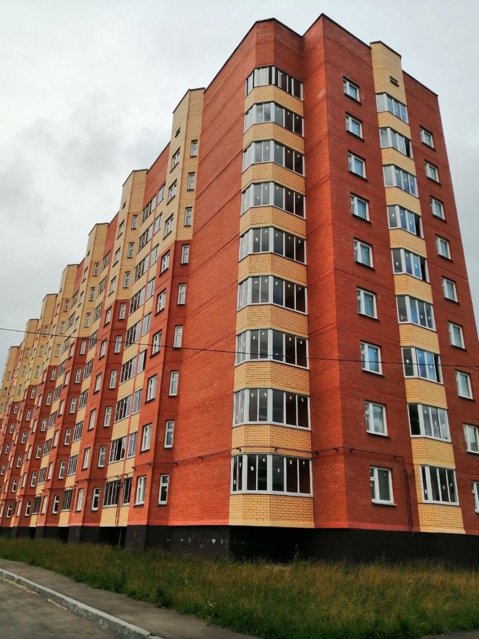 продажа квартир Центральная усадьба