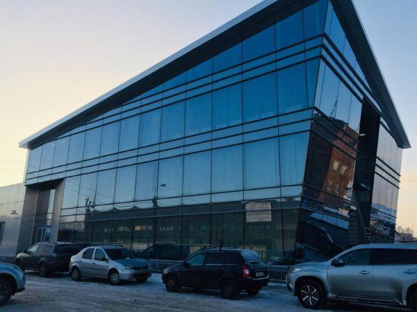 Офисный центр на ул. Буммашевская, 5А