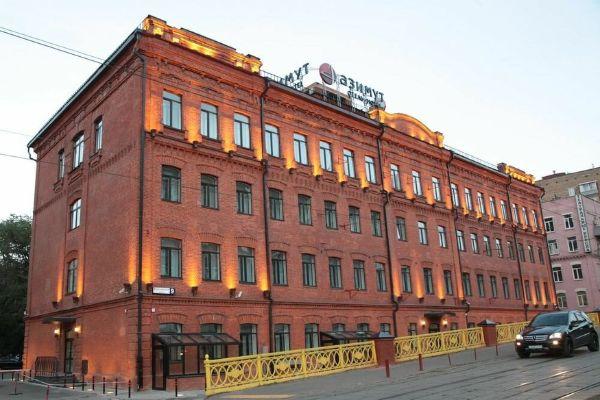 Административное здание на Варшавском шоссе, 9