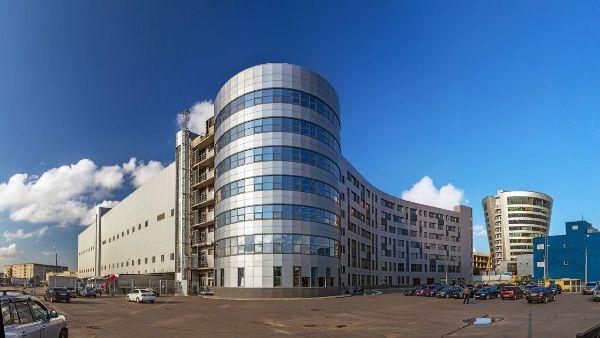 Бизнес-центр Волковский