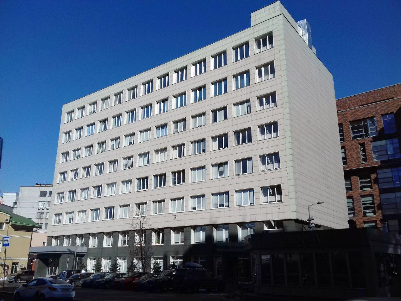 аренда помещений в БЦ Красносельский (Корпус 1)