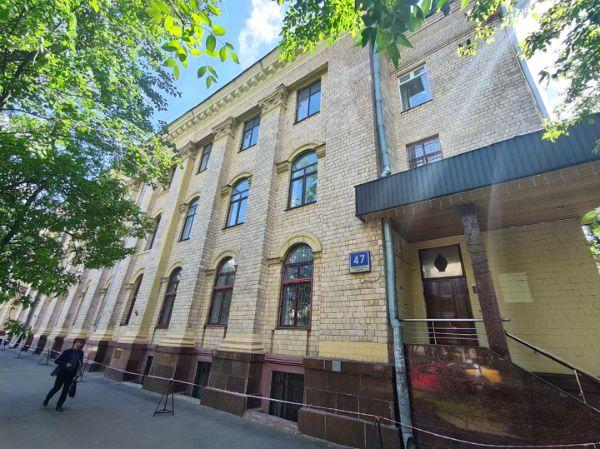 Административное здание на Ленинградском проспекте, 47