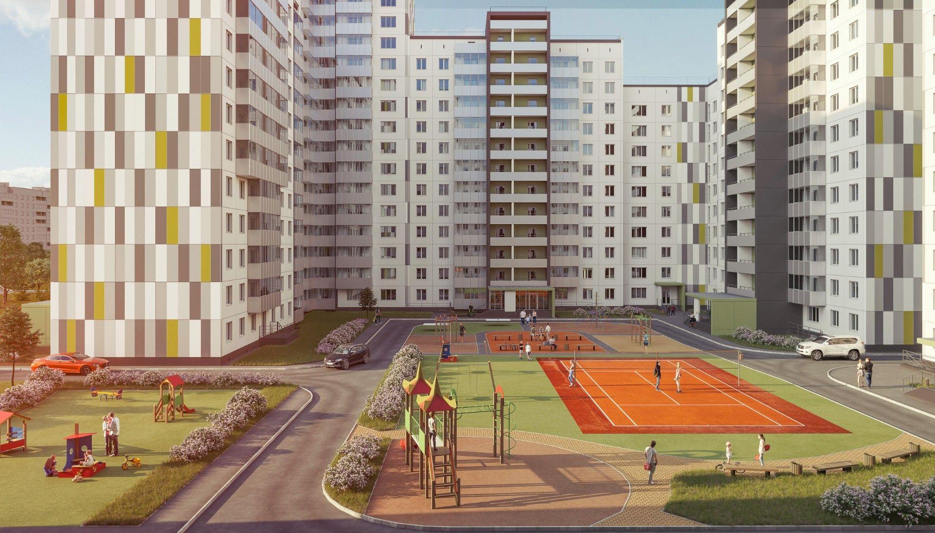 жилой комплекс Мотовилихинsky (Мотовилихинский)