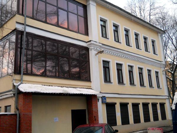 Административное здание на ул. Константина Симонова, 3Б