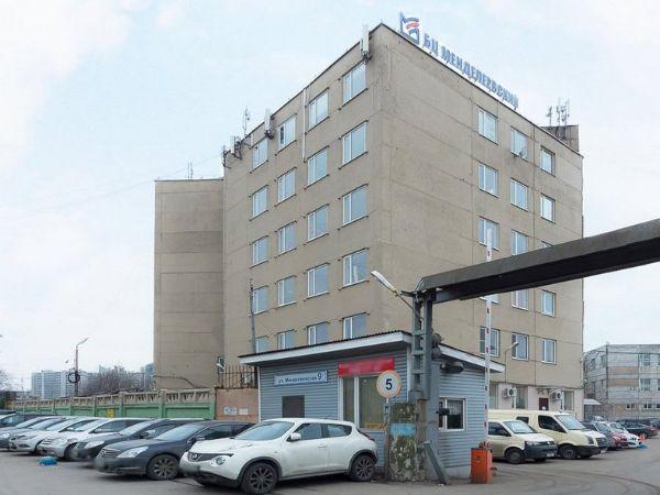 Бизнес-центр Менделеевский