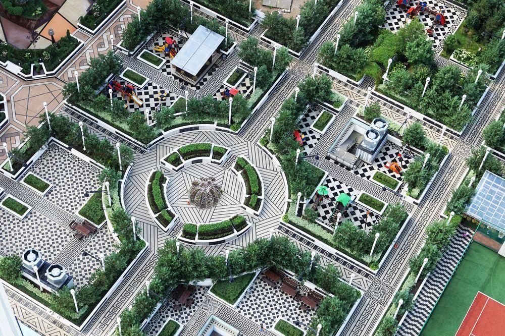 жилой комплекс Union Park (Юнион Парк)