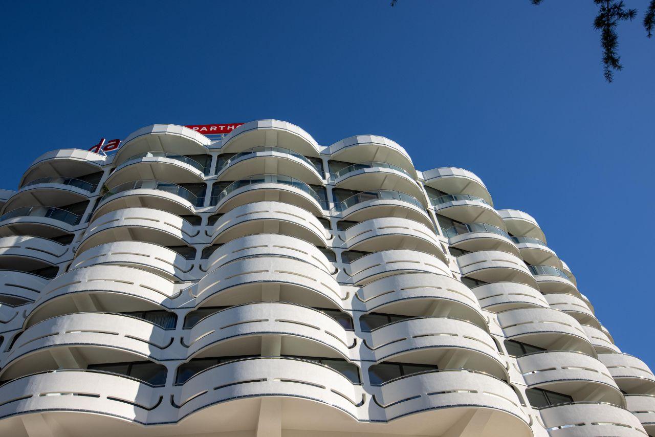 фото ЖК Апарт-отель Adagio Le Rond Sochi (Адажио Ле Ронд Сочи)