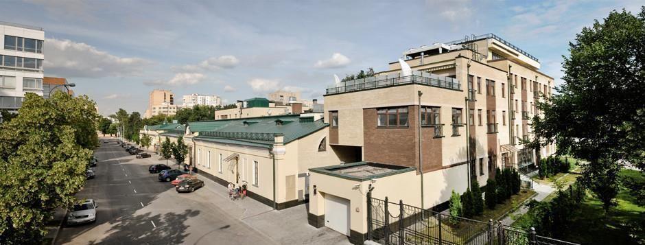 жилой комплекс Усадьба Трубецких