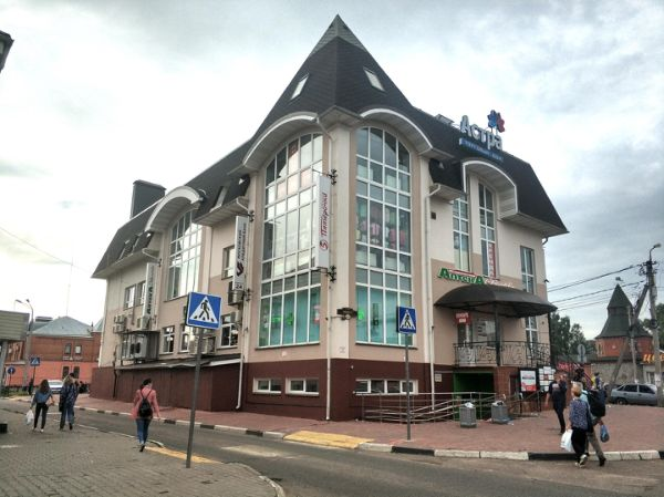 Торговый дом Астра