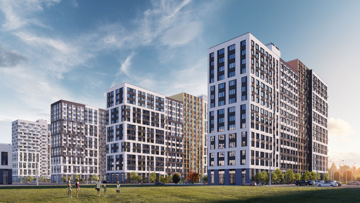 жилой комплекс Новый Зеленоград