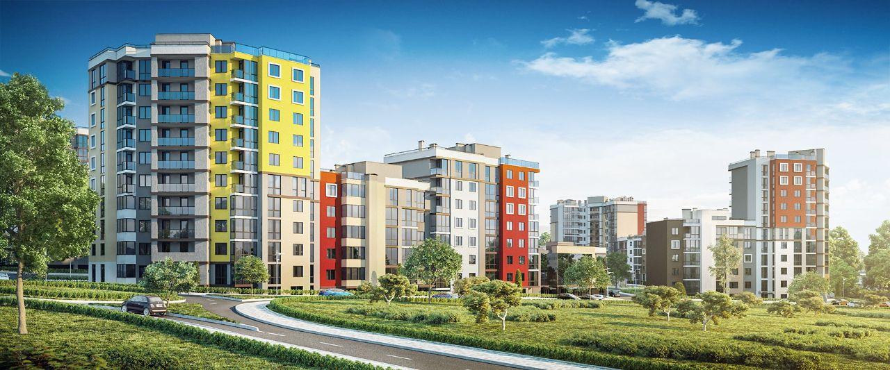 жилой комплекс Город Мира