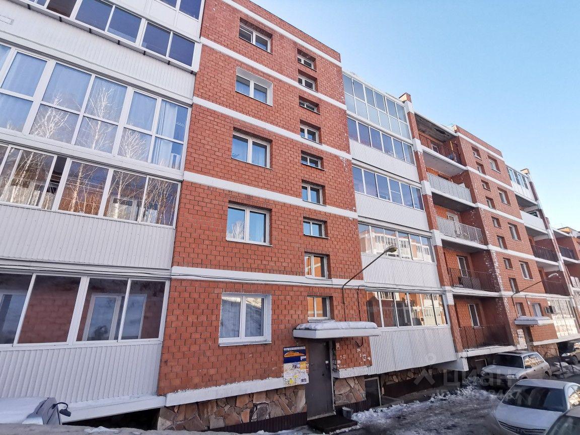 Сдам двухкомнатную квартиру 60м² Иркутская область, Иркутский район, Маркова рп, Березовый микрорайон - база ЦИАН, объявление 252754520